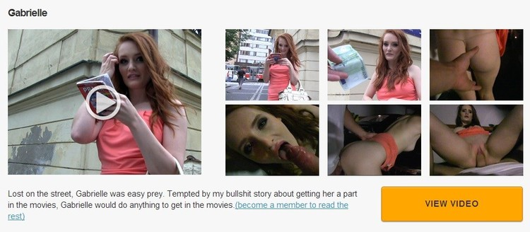 PublicAgent Video. Gabrielle