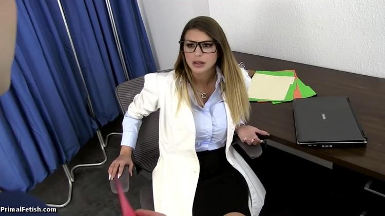 Lesbian medical fetish porn