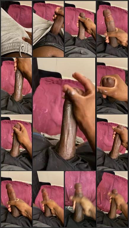 Big Black Dick Talking Dirty