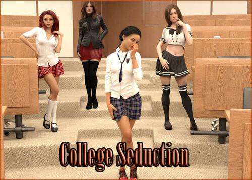 College Seduction - Version 12.5