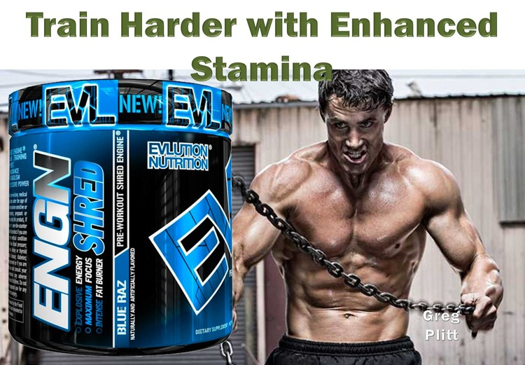 ENGN Shred Pre-Workout