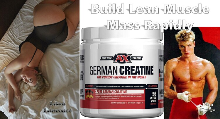 German Creatine by Athletic Xtreme