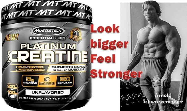 Platinum Creatine by Muscletech