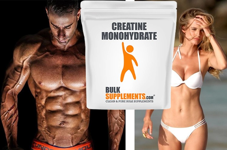 Creatine Monohydrate by Bulk Supplements