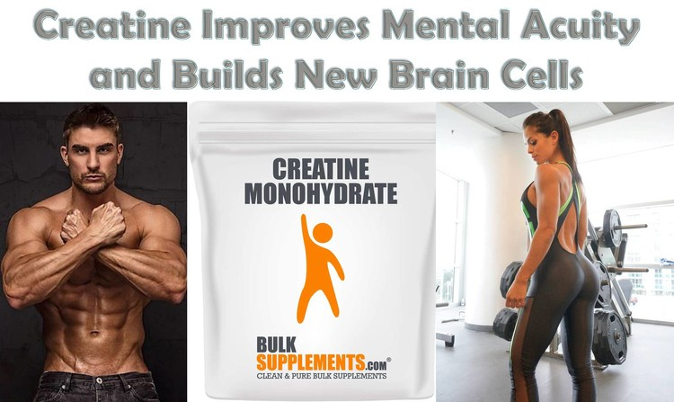 Creatine Monohydrate by Bulk Supplements