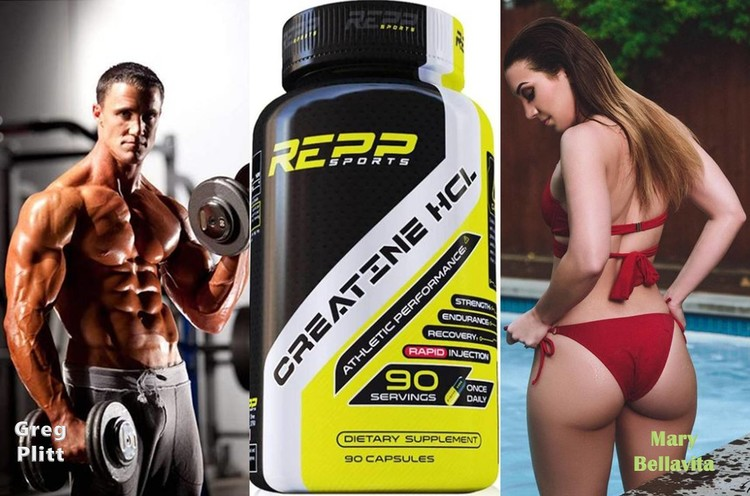 Creatine HCL by Repp Sports