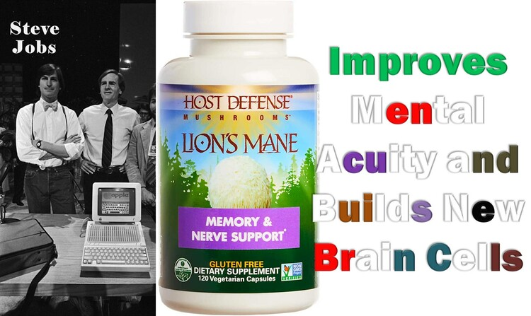 Brianpower Lion's Mane Mushrooms