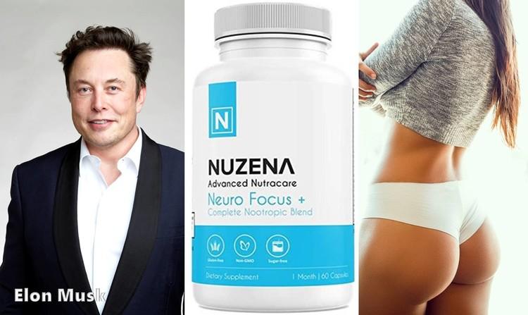 Neuro Focus+ by Nuzena