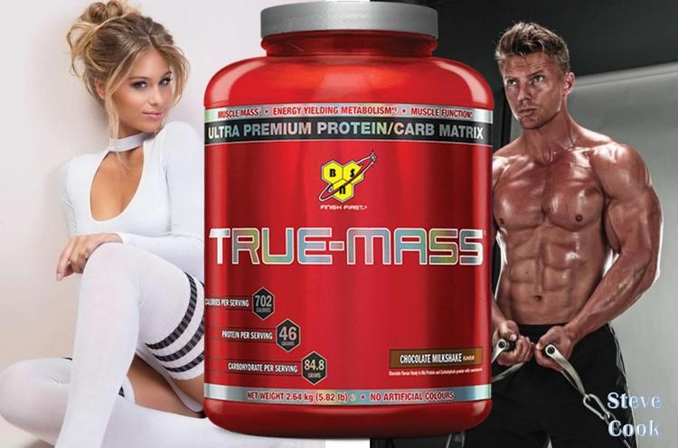 Weight Gainer True Mass