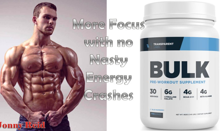 PreSeries Bulk Pre-Workout