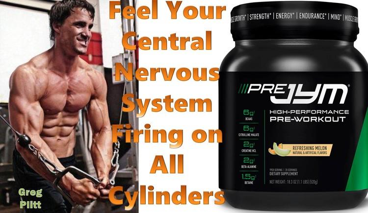 PreJYM Pre-Workout