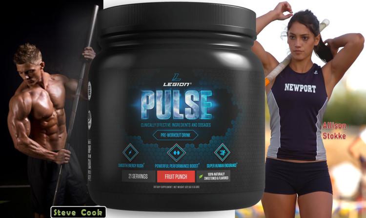 Legion Pulse-Pre-Workout