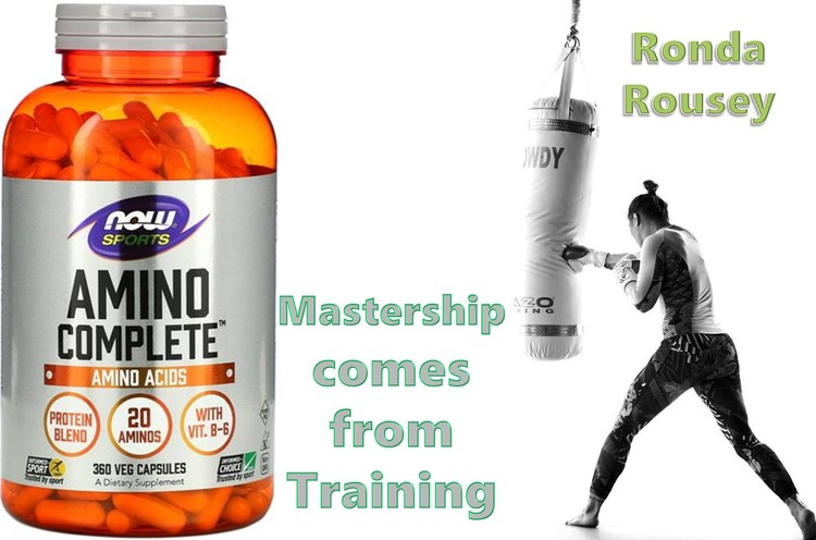 Amino Acids Complete 'Now Sports'