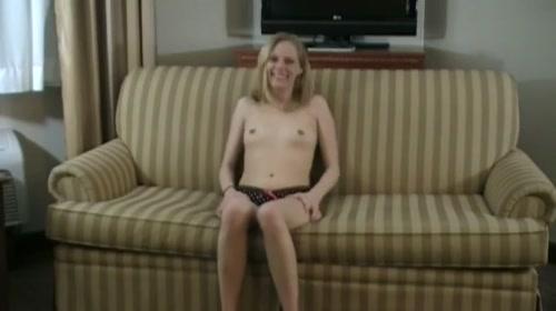 Jenna Strip and Masturbation