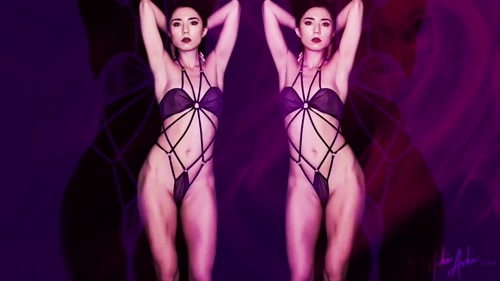 Princess Miki - Erotic Paralysis Caught In My Web